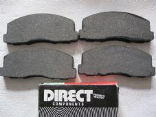 MITSUBISHI COLT,CORDIA,GALANT,LANCER,SPACEWAGON NEW BRAKE PADS -DB458,BW172
